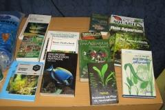 Aquaristik-Börse Scalare e.V - Bücher