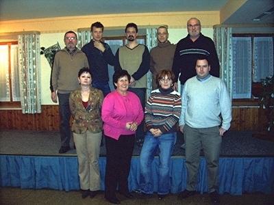 Der Vorstand 2006