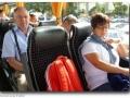 Im Reisebus