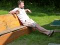 Relaxing auf Bairisch
