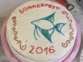 Sommerfest 2016: Torte