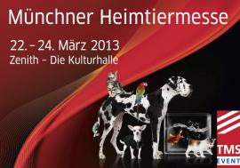 Heimtiermesse München 2013