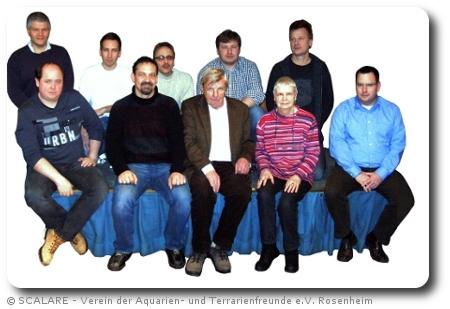 Vorstandswahl 2012
